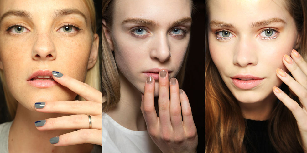 Top Nail Styles Autumn 2016 - Esthetics By Gilla