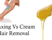 Hair Removal Cream Vs Waxing
